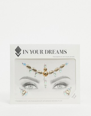 In Your Dreams Desert Dusk Face Jewels
