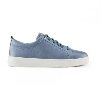 Bloom Leather Sneaker Denim