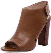 RMK New Evelyn Rm Cognac Womens Shoes Dress Shoes Heeled