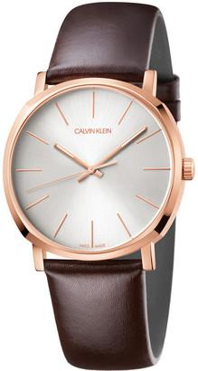 Calvin Klein Men's Posh Watch
