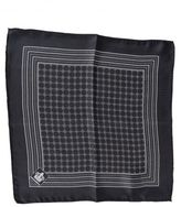 Dolce & Gabbana Dots Print Pocket Square