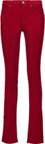 Etoile Isabel Marant Madlyn cotton-blend corduroy slim-leg pants