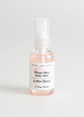 And other stories Miami Muse Mini Body Mist