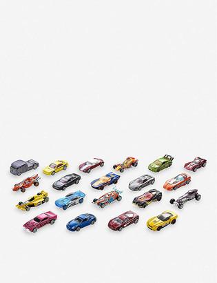 Hot Wheels 20 Pack Model Cars
