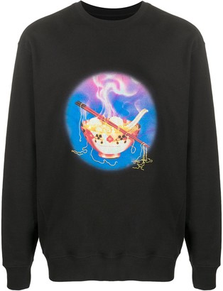 Opening Ceremony Noodle relaxed-fit sweatshirt