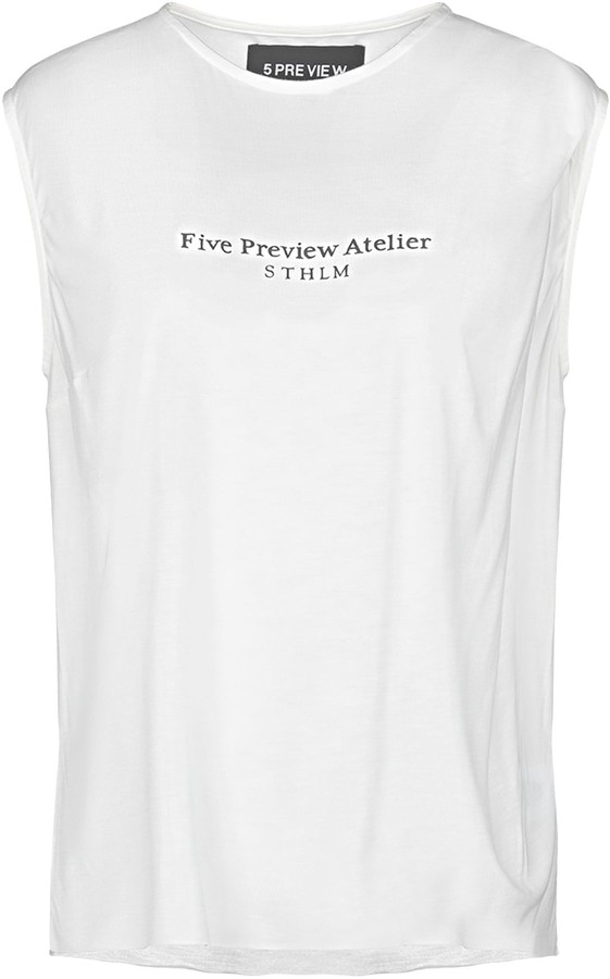 5Preview T-shirts