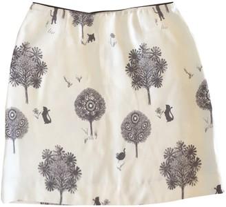 See by Chloe Ecru Skirt for Women