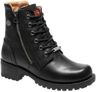 Harley-Davidson Women Asher Casual Boot Women Shoes