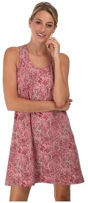 Soybu Motion Dress (Distressed Camo Dusty Rose) Women's Clothing