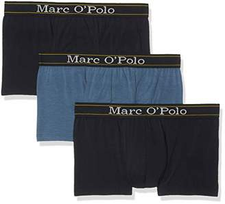 Marc O'Polo Body & Beach Men's Multipack M-Shorts 3-Pack Boxer,Small (Pack of 3)