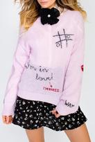 Wildfox Couture Girls Room Sweater