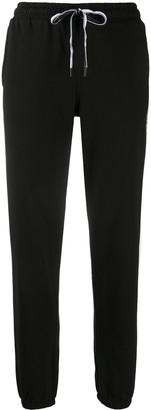 DKNY Contrast Stripe Track Pants