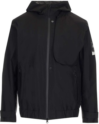 Stone Island Shadow Project Zipped Hooded Jacket