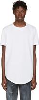 Pyer Moss White Mesh Ryan T-shirt