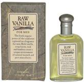 Coty Raw Vanilla Cologne by for Men. Cologne Splash 1.7 Oz / 50 Ml.