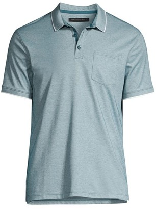 John Varvatos Cambridge Cotton Polo
