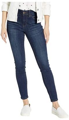Jag Jeans Petite Petite Cecilia Skinny Jeans in Night Breeze (Night Breeze) Women's Jeans