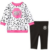 Converse French Terry Sweater and Pants Set