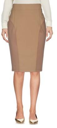 Burberry Knee length skirt