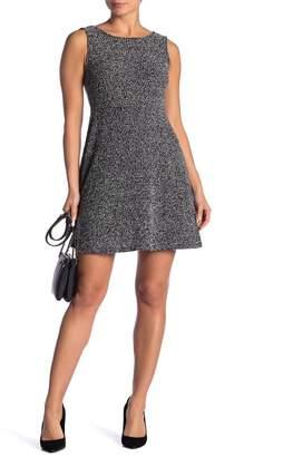 Joe Fresh Sleeveless Boucle Dress