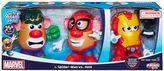 Playskool Mr. Potato Head Marvel Spider-Man vs. Hulk Playset by