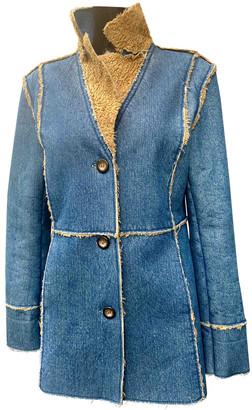 Non Signã© / Unsigned Hippie Chic Blue Denim - Jeans Coats