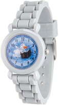 Thumbnail for your product : EWatchFactory Disney Frozen 2 Olaf Boy's Gray Plastic Time Teacher Watch 32mm