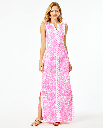 Lilly Pulitzer Daise Stretch Maxi Dress