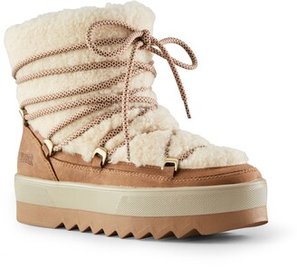 Cougar Verity Genuine Shearling Waterproof Boot