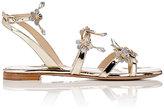 Paul Andrew Women's Flora Sandals-GOLD