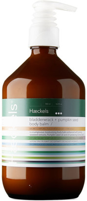 Haeckels Bladderwrack and Pumpkin Body Balm, 500 mL