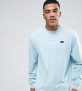 Russell Athletic Sweatshirt With Embroidered Logo