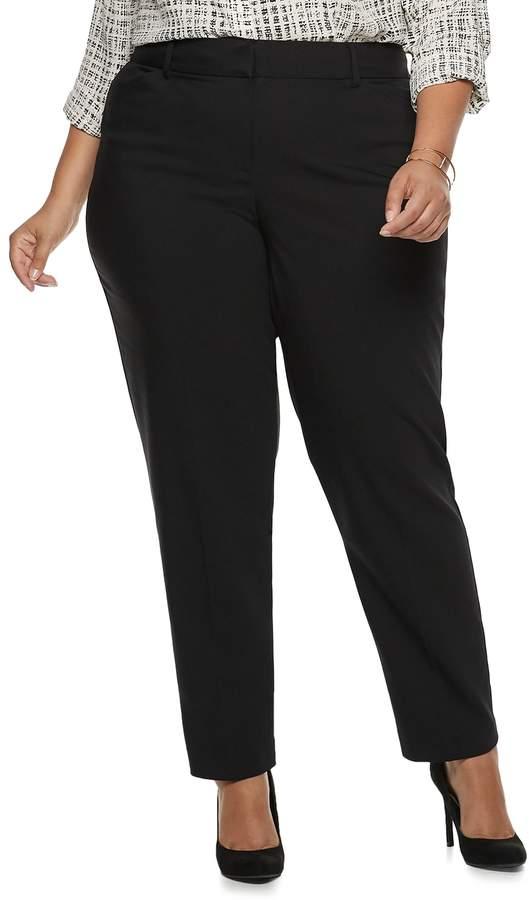 30bc19c4bdf Apt. 9 Plus Size Pants - ShopStyle