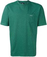 Stussy pocket T-shirt - men - Cotton - M
