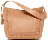 Tignanello Dreamweaver Leather Hobo Bag