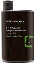 Every Man Jack Shampoo 2in1 Thckng Ttree, 13.5 Oz