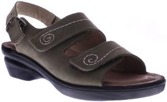 Spring Step Flexus by Wedge Sandals - Belamar