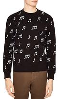 Sandro Music Sweater