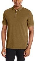 Dockers Soda-Wash Pique Polo Shirt