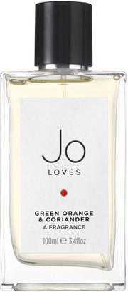 JO LOVES Green Orange & Coriander A Fragrance