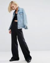 Dr. Denim Wide Leg Pant
