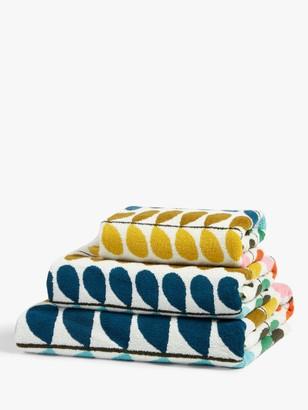 Orla Kiely Duo Stem Towels