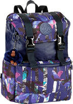 Kipling Experience patterned nylon backpack
