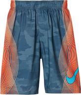 Nike Boys Camotion Swim Trunks-Big Kid