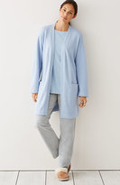 J. Jill Pure Jill Sleep Soft Bouclé Robe