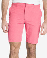 "Izod Men's Sportflex Performance Stretch 9"" Shorts, Created for Macy's"