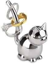Umbra Zoola Cat Ring Holder, Chrome