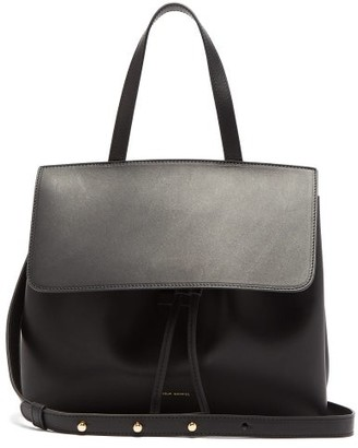 Mansur Gavriel Mini Lady Leather Cross-body Bag - Womens - Black Multi