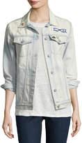 Rails Knox St. Tropez Denim Jacket, Blue