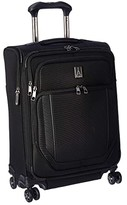 Travelpro 23 Crew Versapack Max Carry-On Expandable Spinner (Jet Black) Luggage